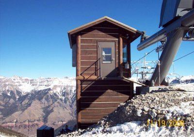 Ski Lift Shack