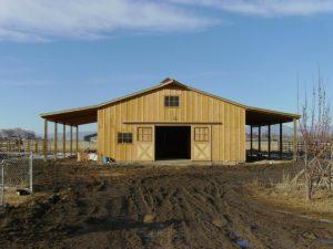 Horse Barn