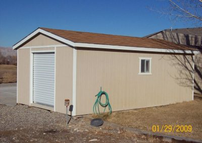 14x24 6' Roll up Door