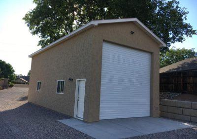 Garages and Shops